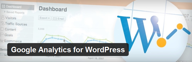 Wordpress Plugin - Google Analytics for WordPress
